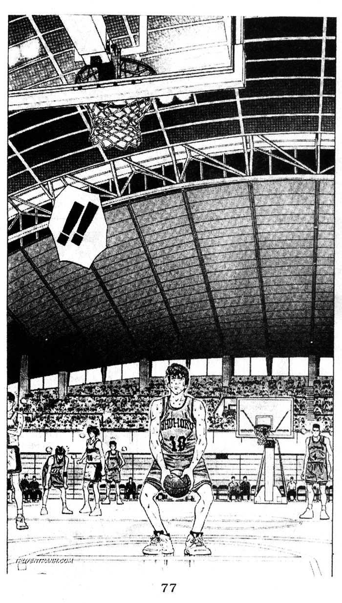 Slam Dunk chap 123 trang 10