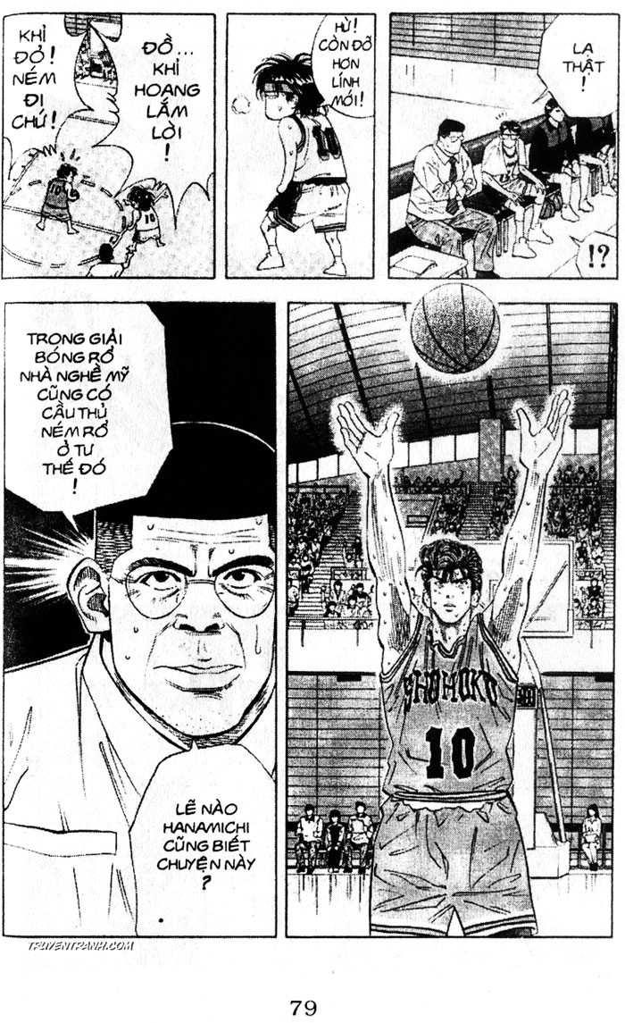 Slam Dunk chap 123 trang 12