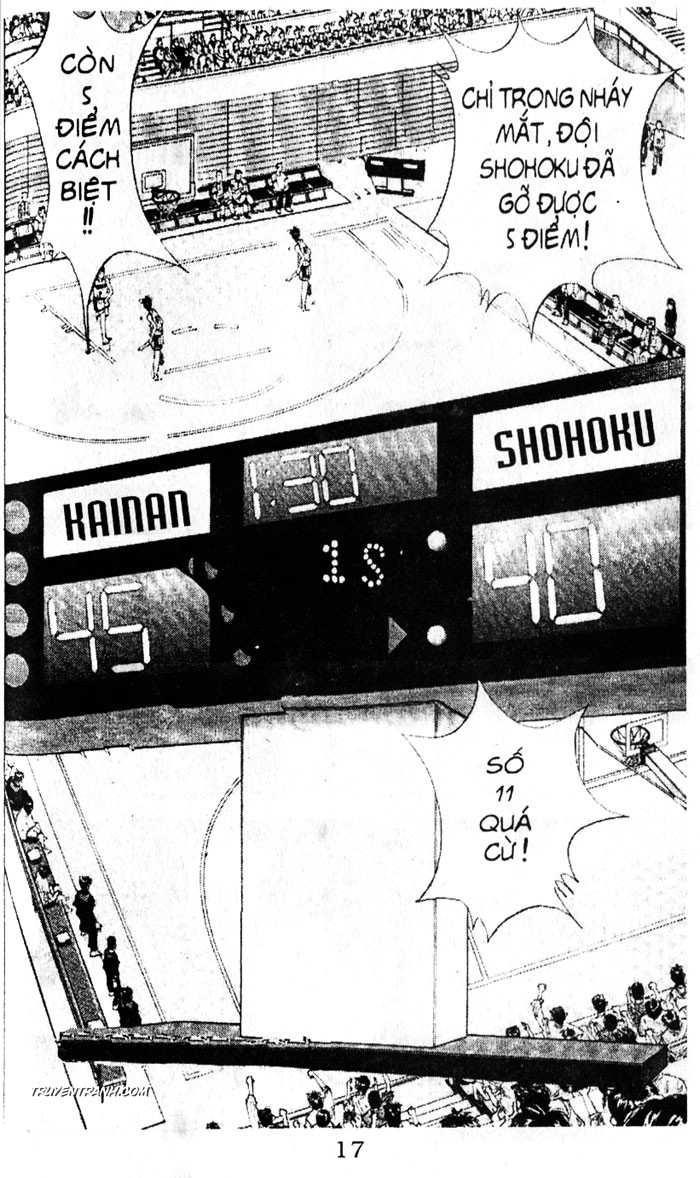 Slam Dunk chap 113 trang 1