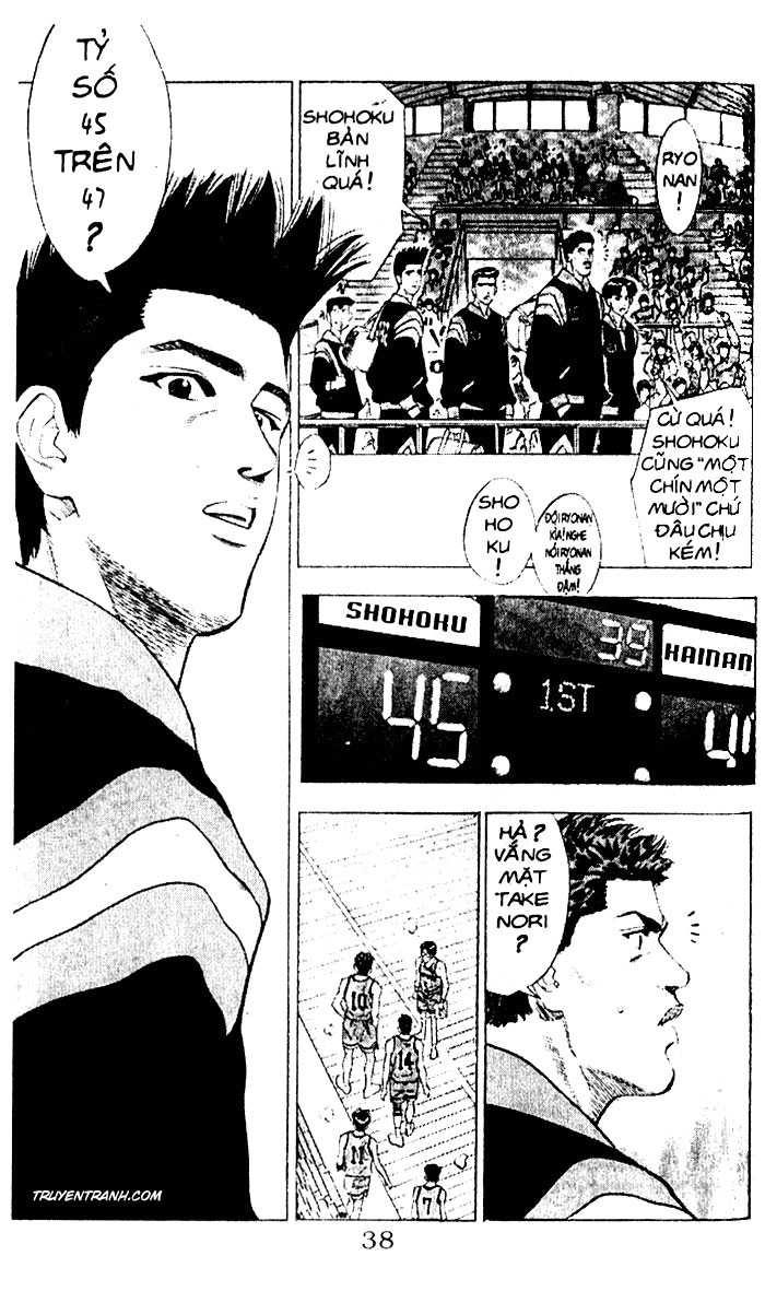 Slam Dunk chap 114 trang 3