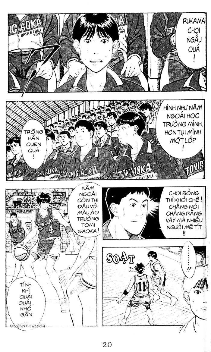 Slam Dunk chap 113 trang 4