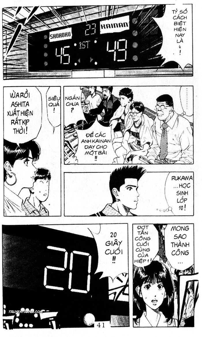 Slam Dunk chap 114 trang 6