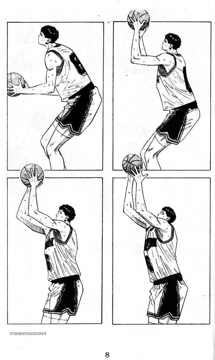 Slam Dunk chap 120 trang 2