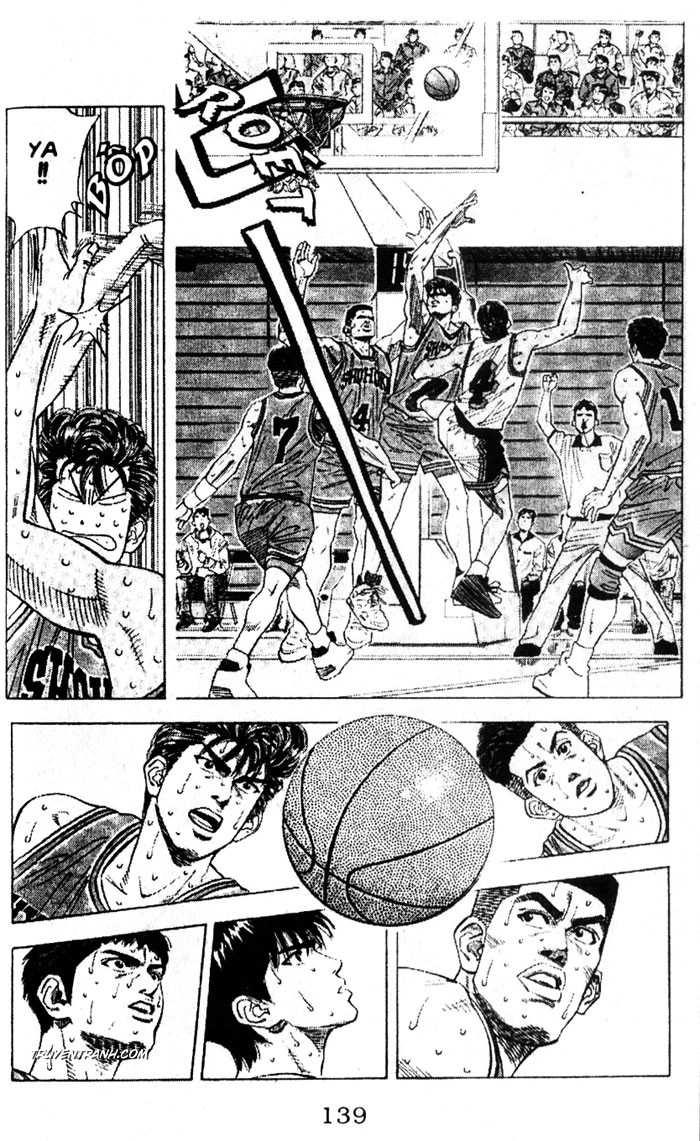 Slam Dunk chap 119 trang 4