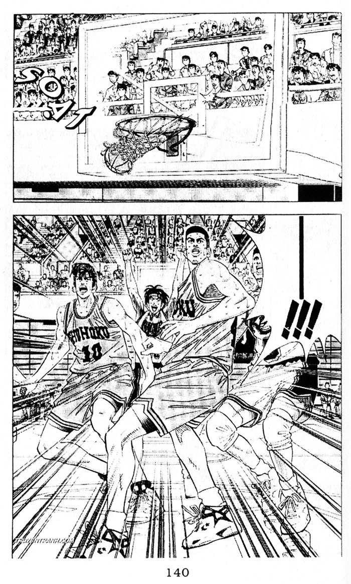 Slam Dunk chap 119 trang 5