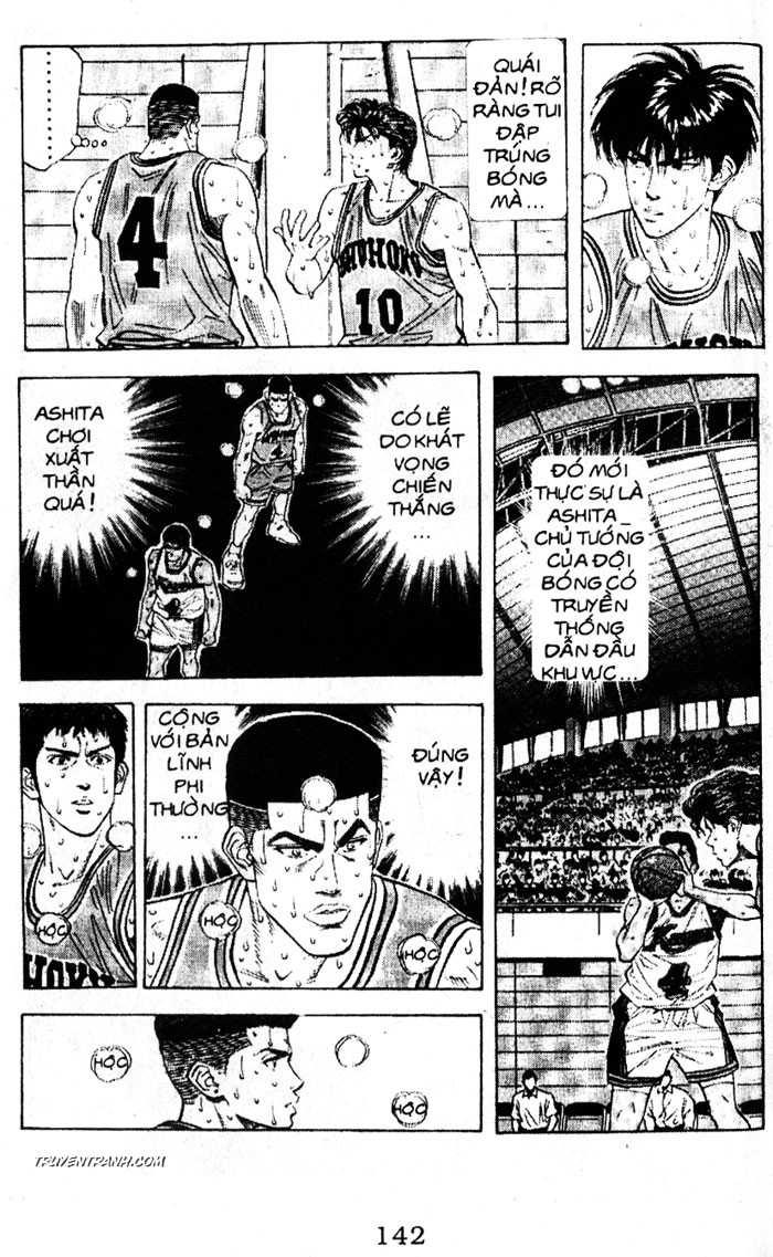 Slam Dunk chap 119 trang 7