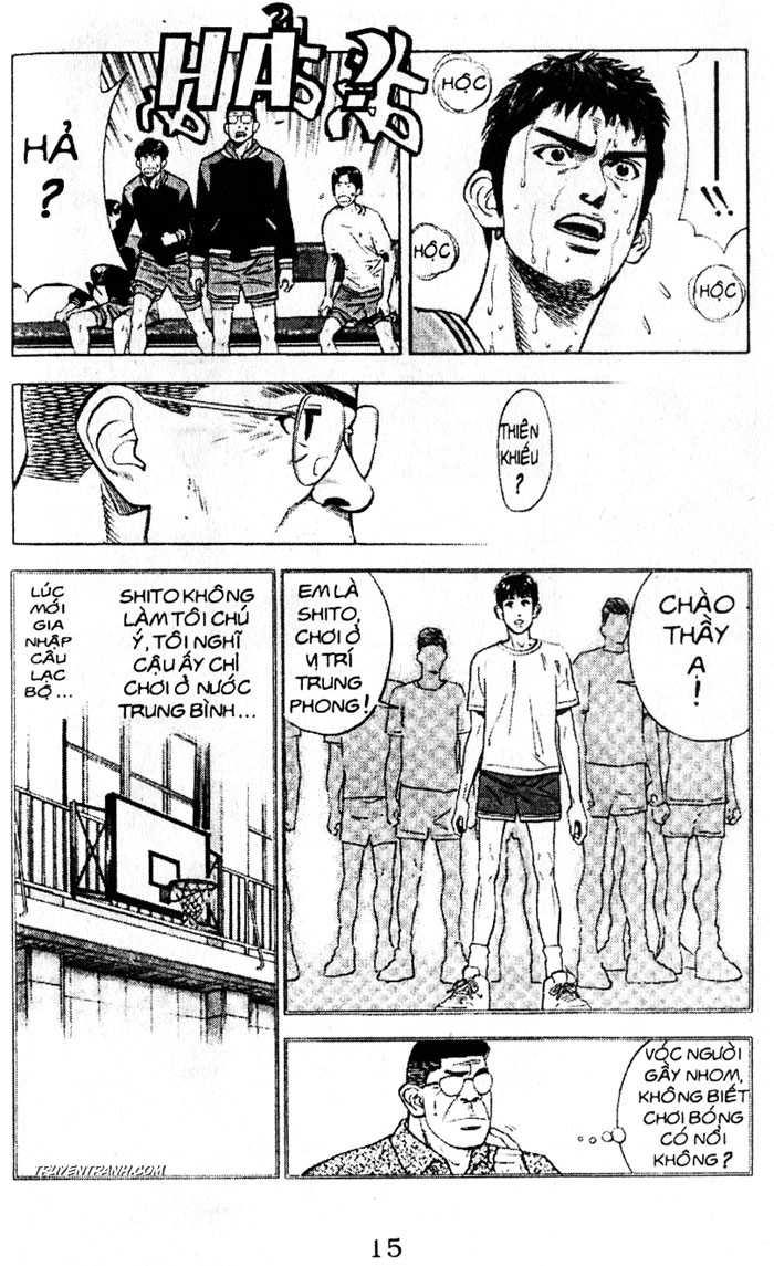 Slam Dunk chap 120 trang 9