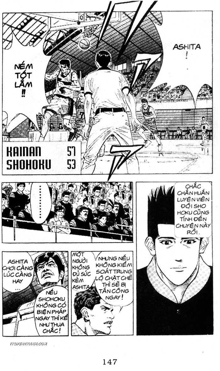 Slam Dunk chap 119 trang 12