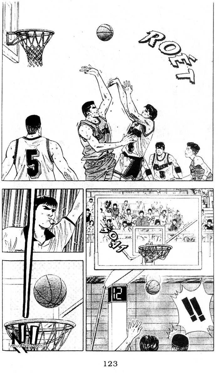 Slam Dunk chap 118 trang 8