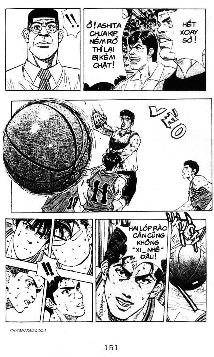 Slam Dunk chap 119 trang 16