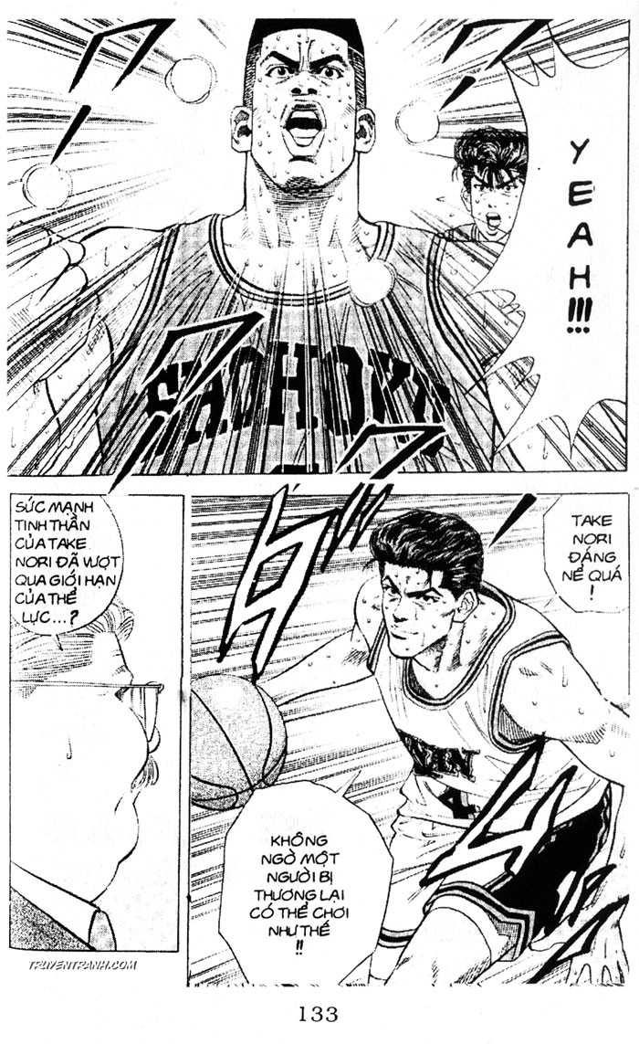 Slam Dunk chap 118 trang 18