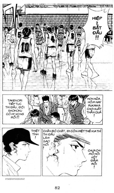 Slam Dunk chap 116 trang 9