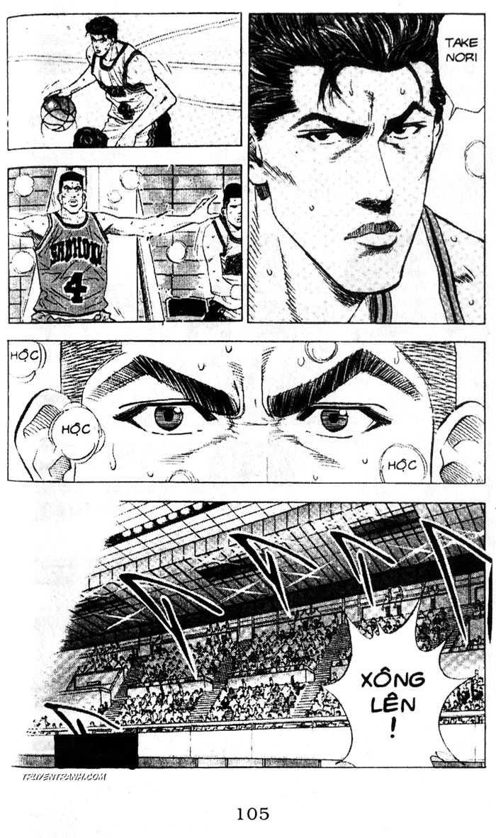 Slam Dunk chap 117 trang 12