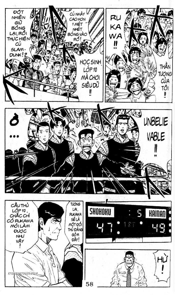 Slam Dunk chap 115 trang 4