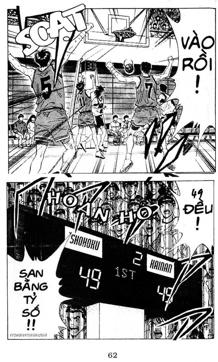 Slam Dunk chap 115 trang 8