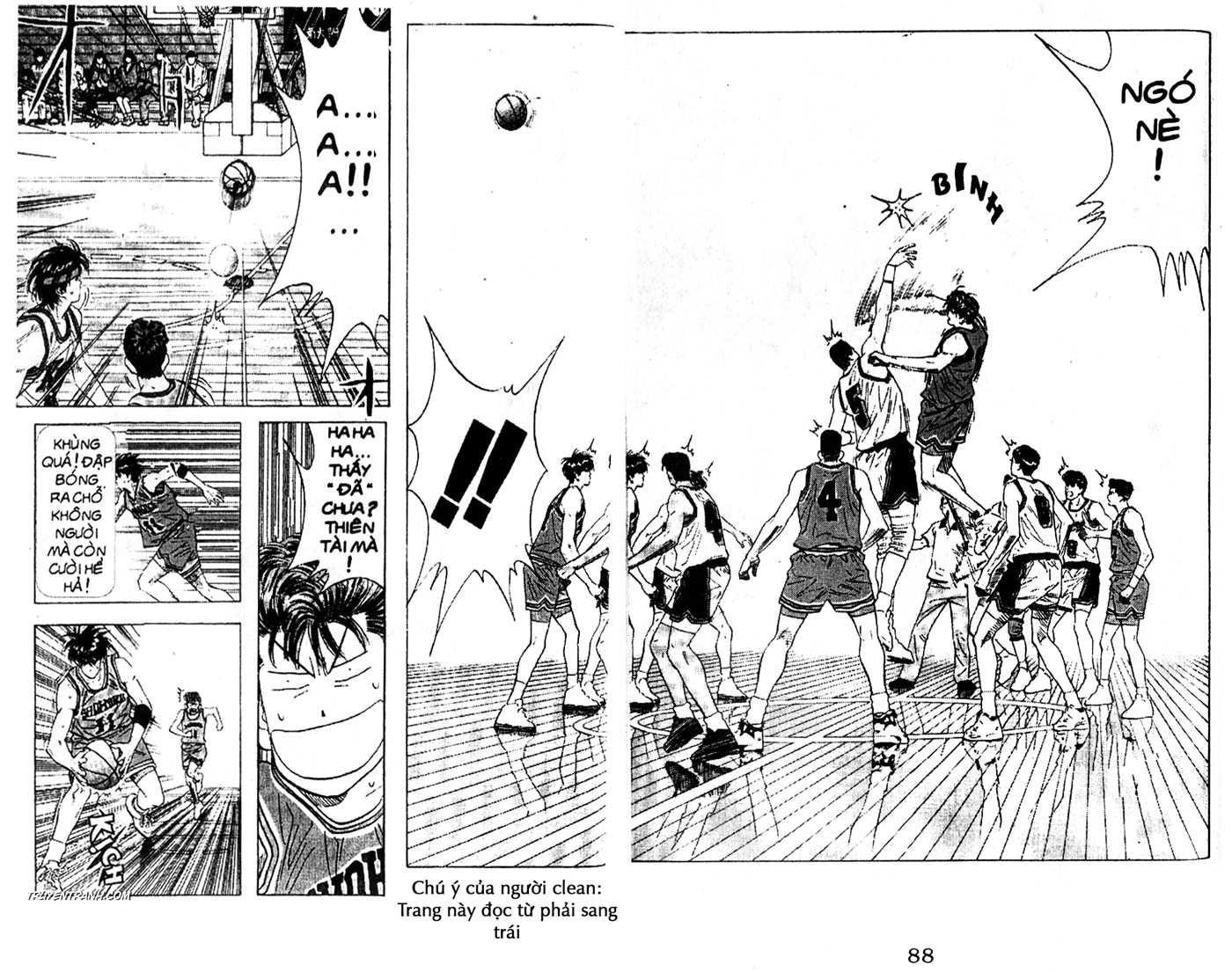 Slam Dunk chap 116 trang 15