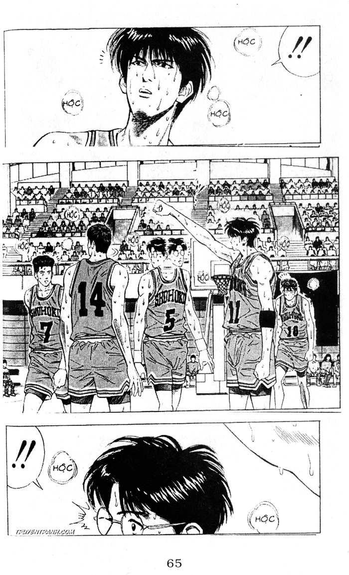 Slam Dunk chap 115 trang 11