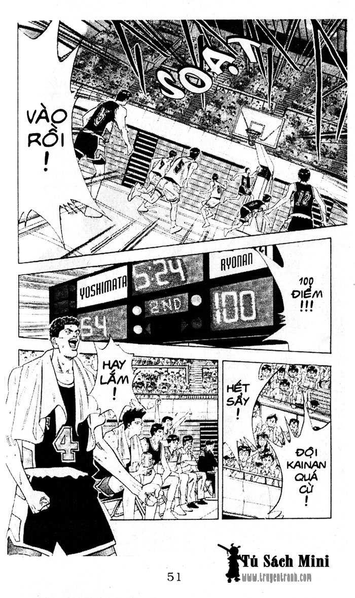 Slam Dunk chap 107 trang 10