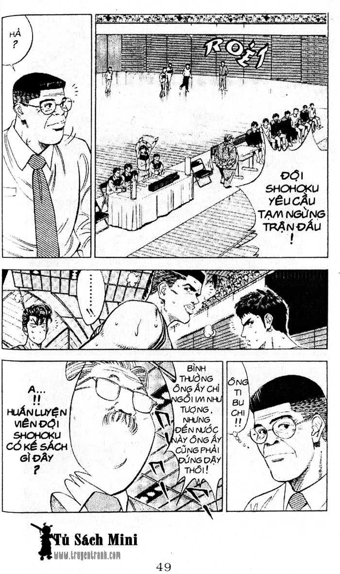 Slam Dunk chap 107 trang 8