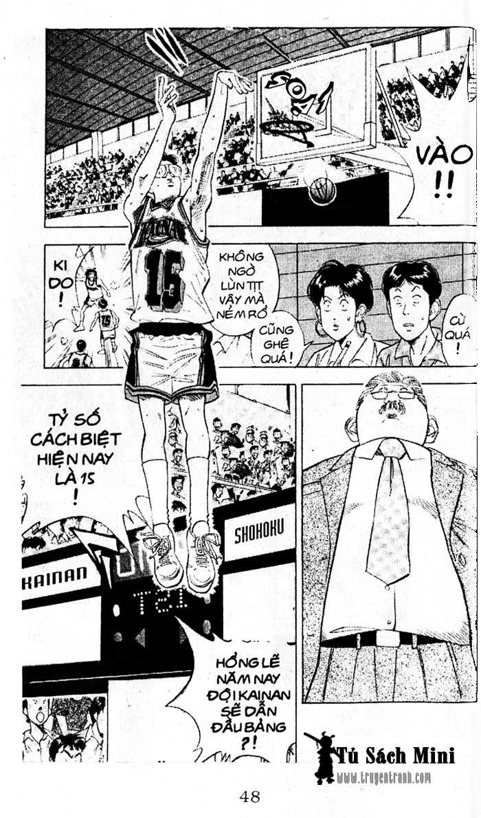 Slam Dunk chap 107 trang 7