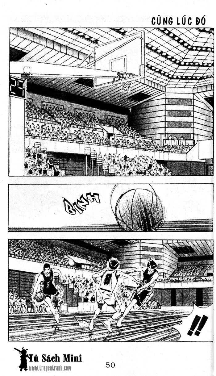 Slam Dunk chap 107 trang 9