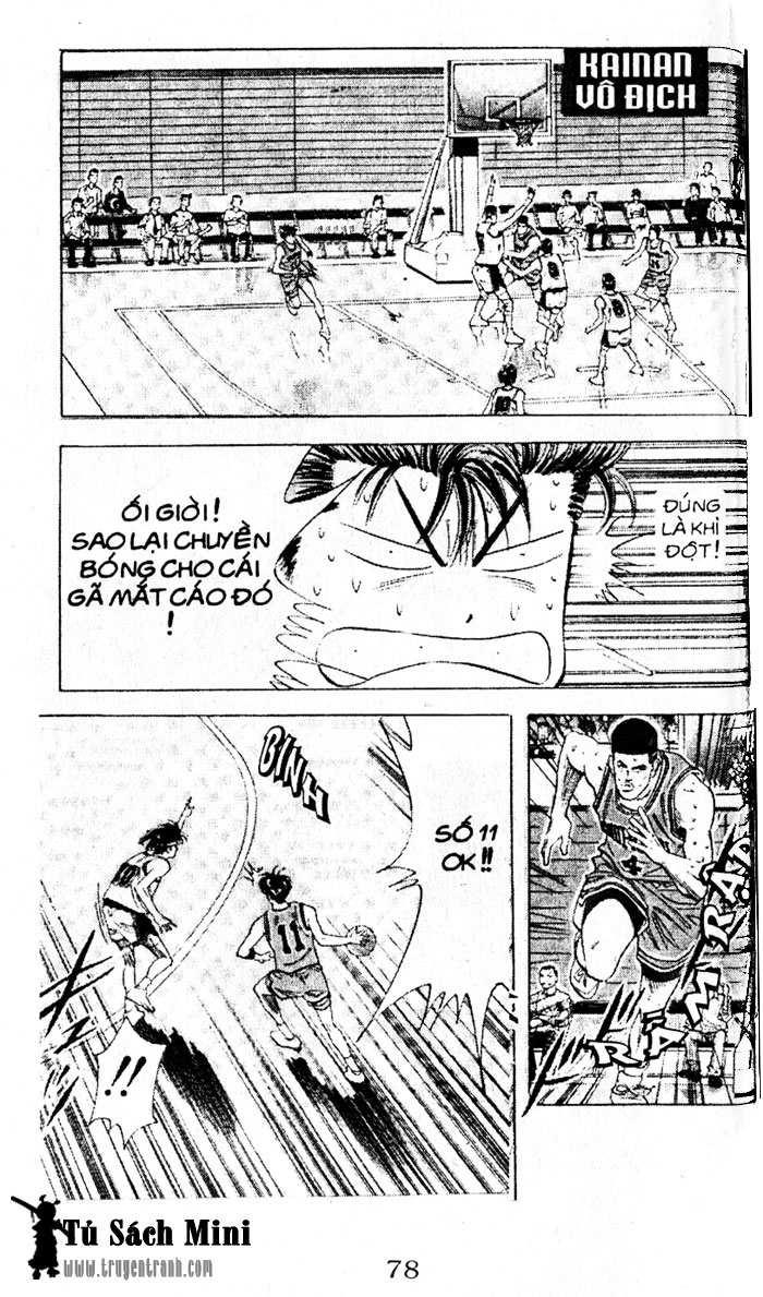 Slam Dunk chap 108 trang 15