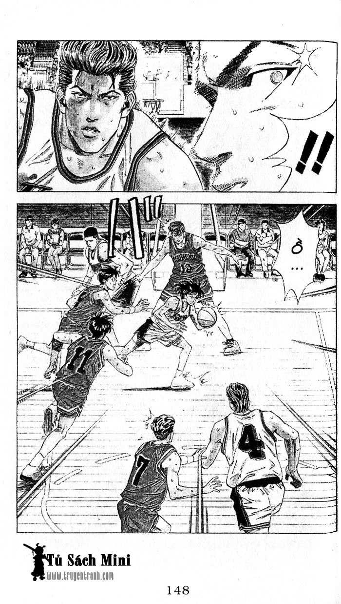 Slam Dunk chap 112 trang 5