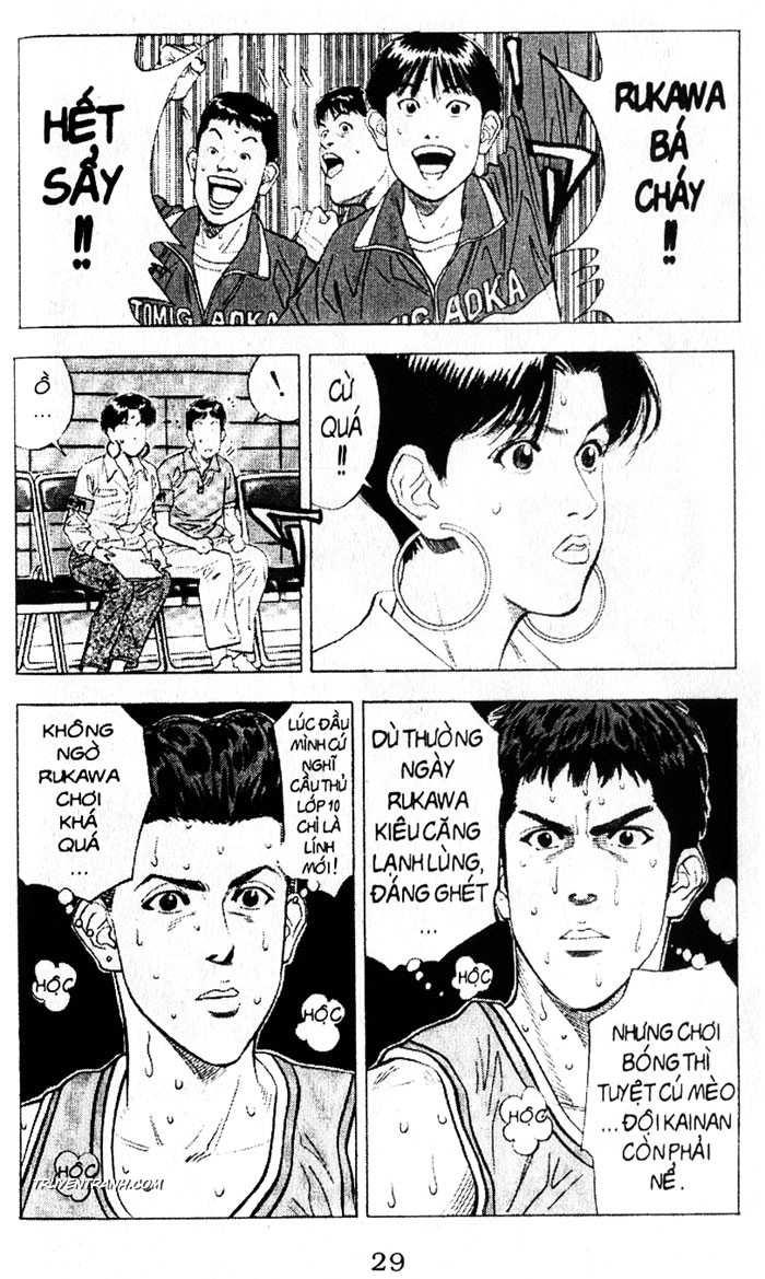 Slam Dunk chap 113 trang 12