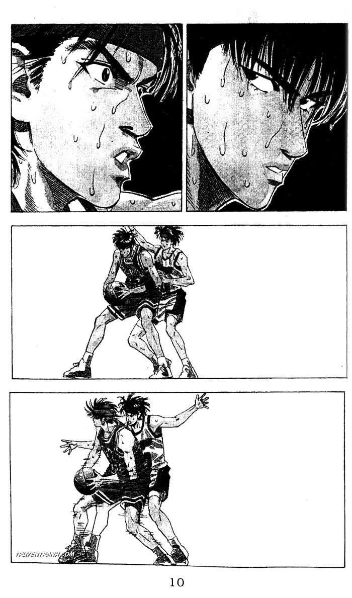 Slam Dunk chap 112 trang 13