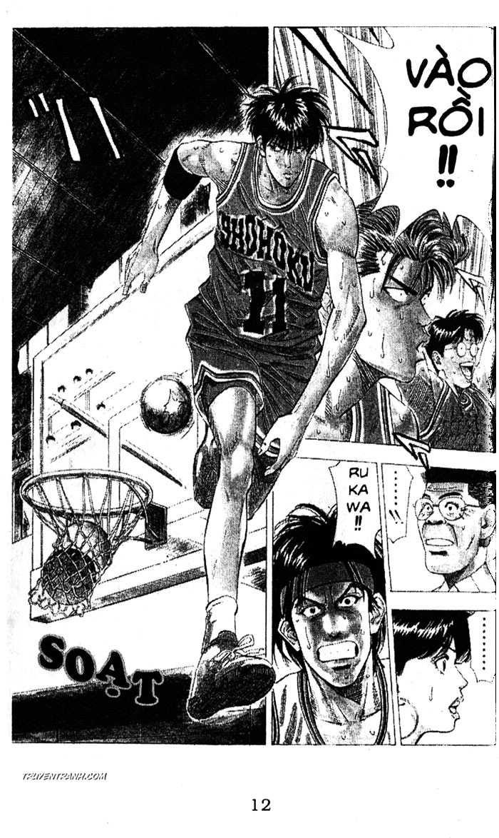 Slam Dunk chap 112 trang 15