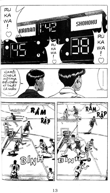 Slam Dunk chap 112 trang 16