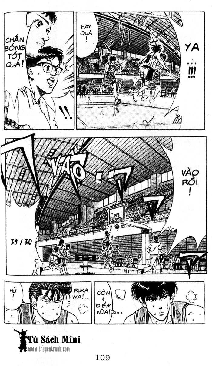 Slam Dunk chap 110 trang 5