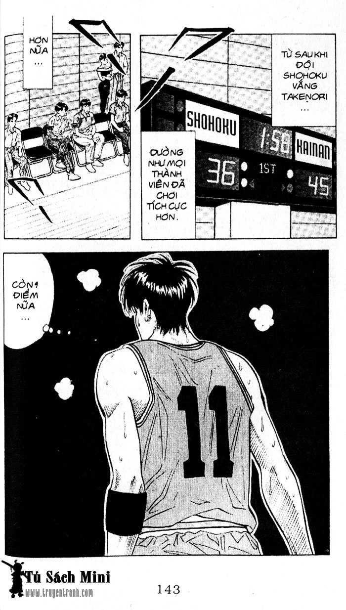 Slam Dunk chap 111 trang 20