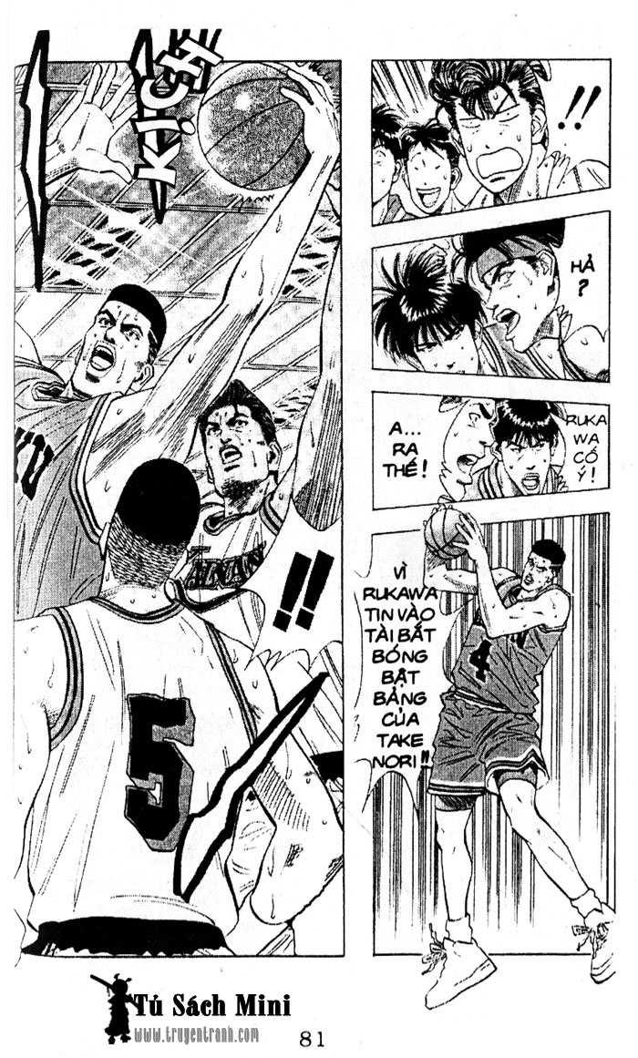Slam Dunk chap 108 trang 18