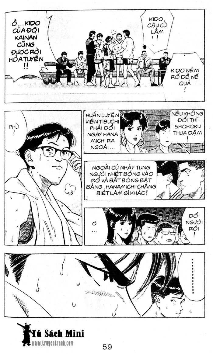 Slam Dunk chap 107 trang 18