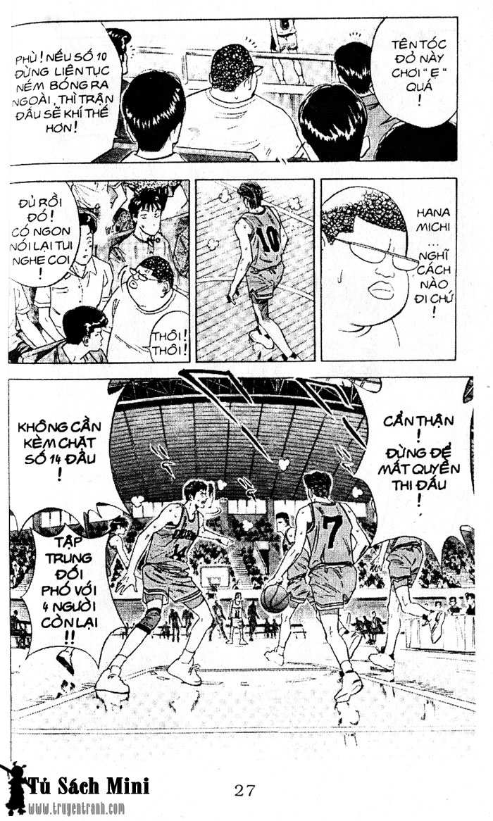 Slam Dunk chap 106 trang 6