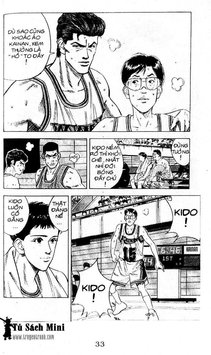 Slam Dunk chap 106 trang 12