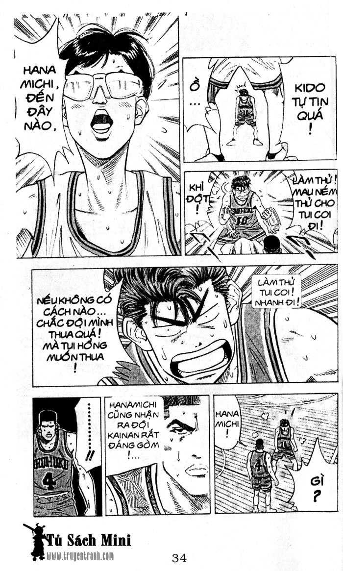 Slam Dunk chap 106 trang 13