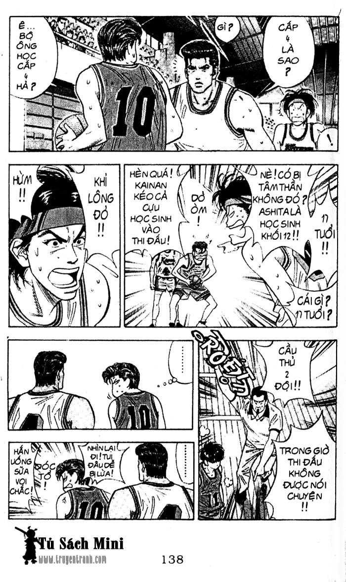 Slam Dunk chap 104 trang 12