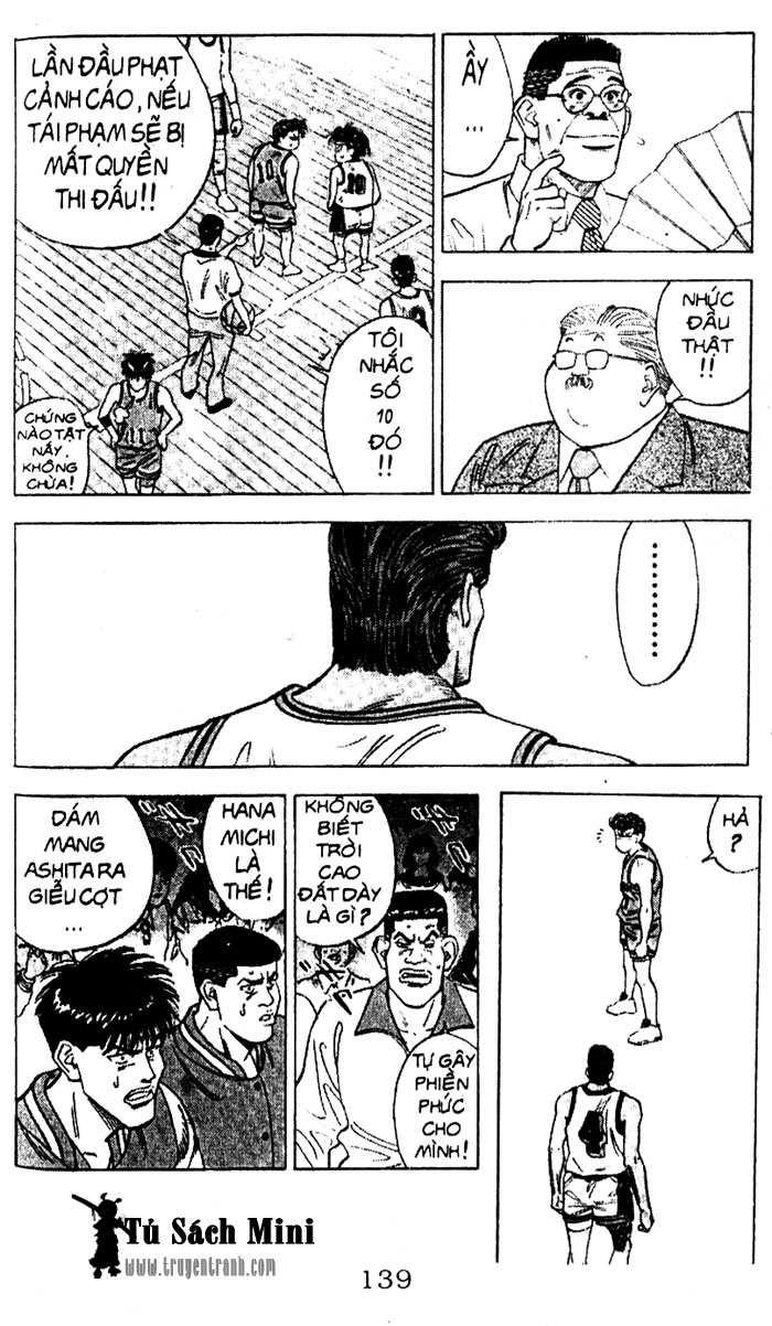 Slam Dunk chap 104 trang 13