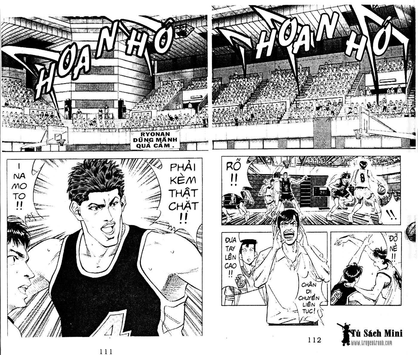 Slam Dunk chap 103 trang 5