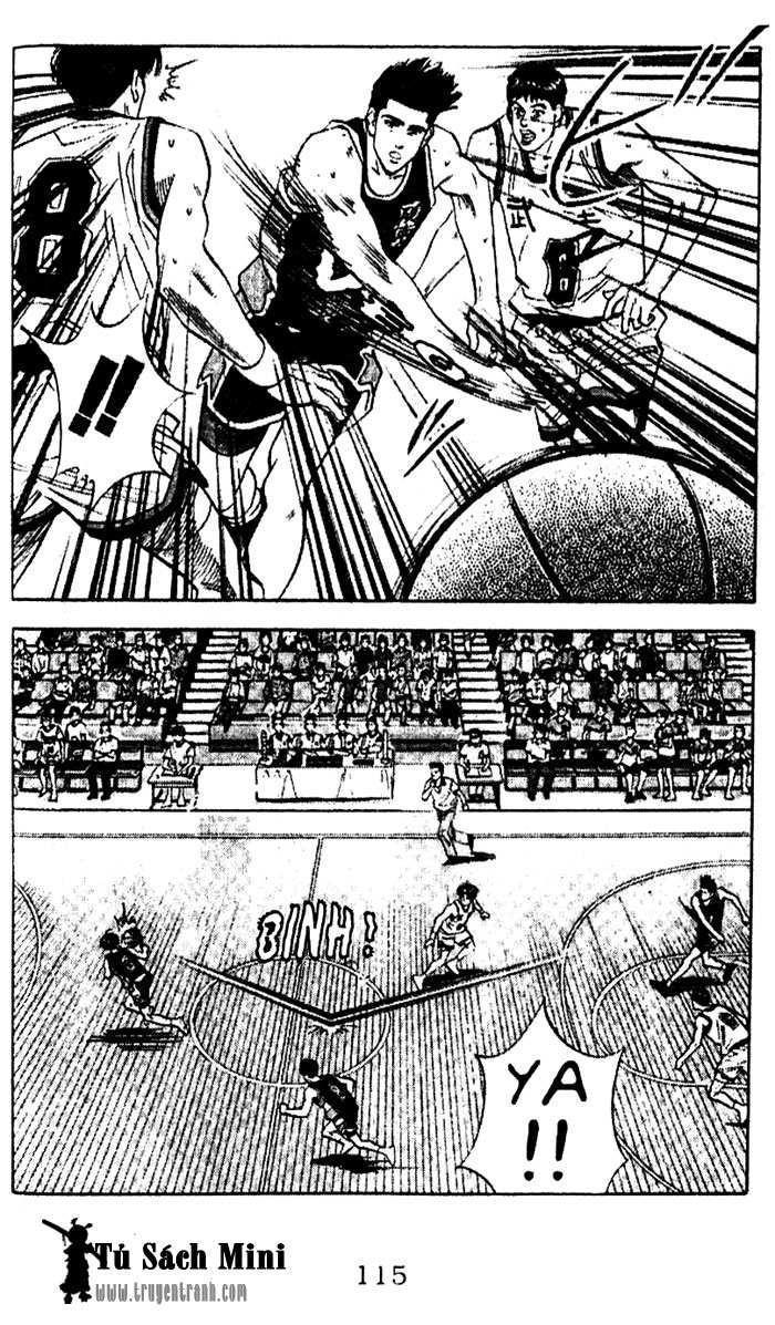 Slam Dunk chap 103 trang 8