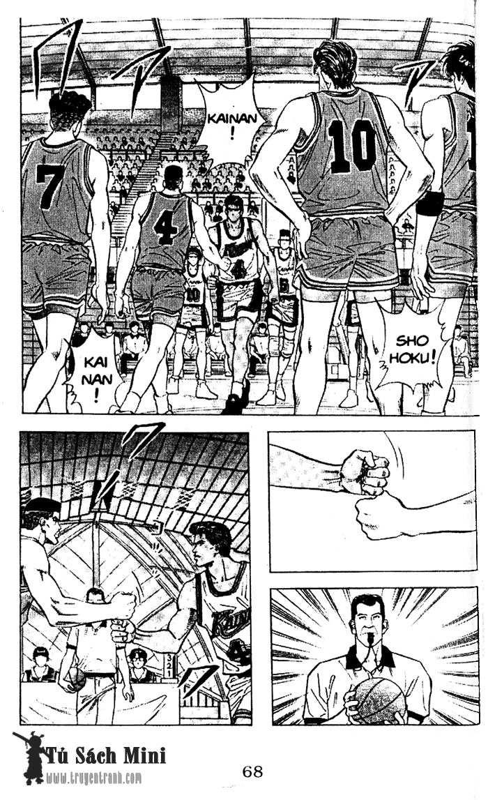 Slam Dunk chap 101 trang 2
