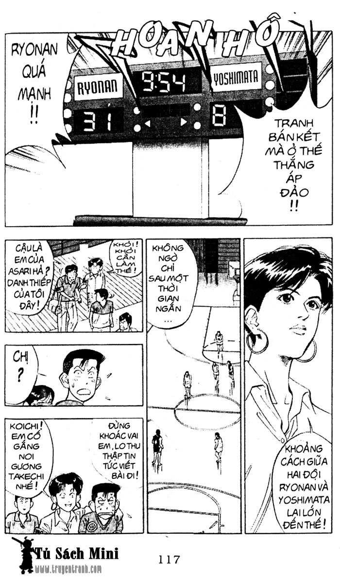 Slam Dunk chap 103 trang 10