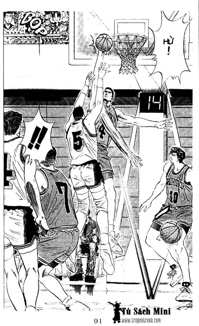 Slam Dunk chap 102 trang 4
