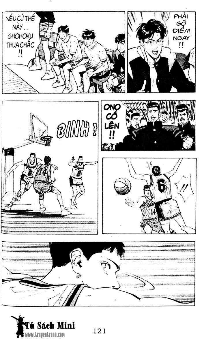 Slam Dunk chap 103 trang 14