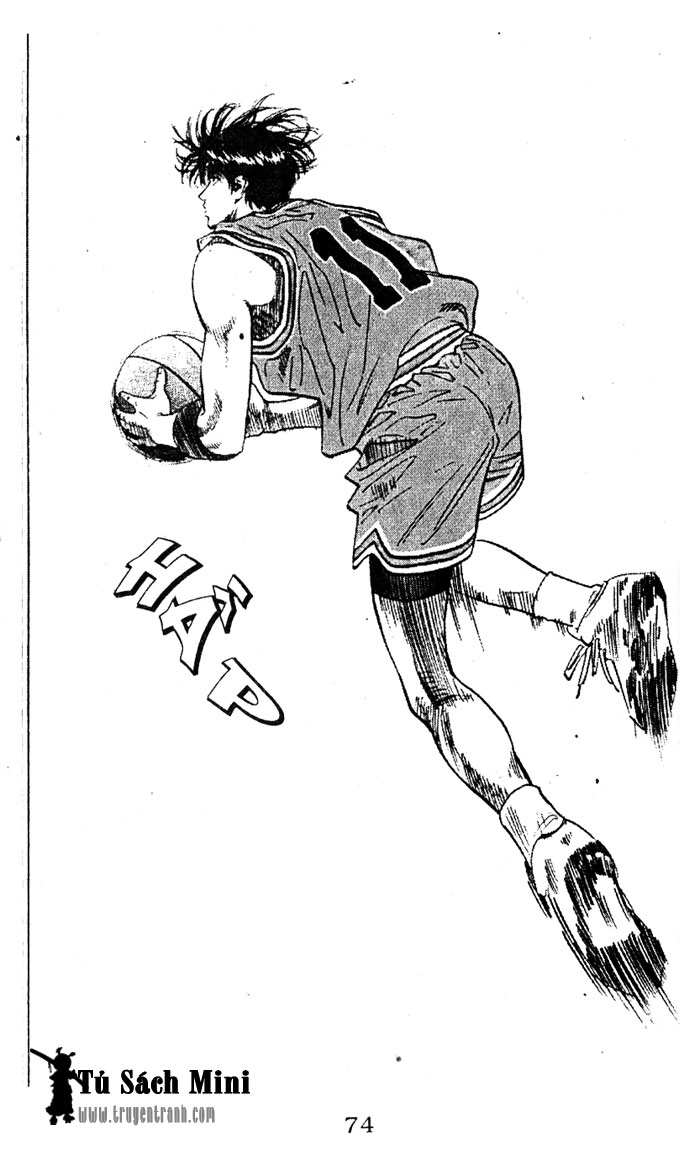 Slam Dunk chap 101 trang 8