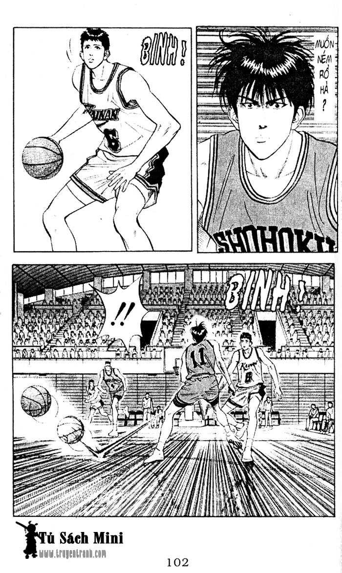 Slam Dunk chap 102 trang 15