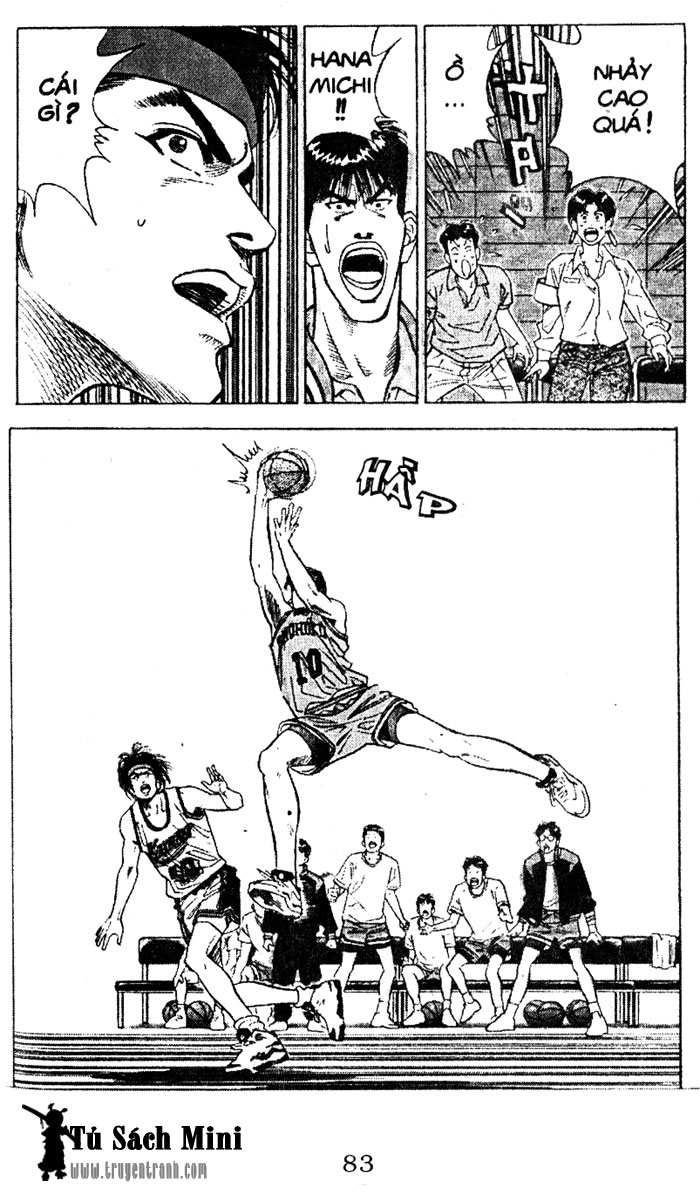 Slam Dunk chap 101 trang 17