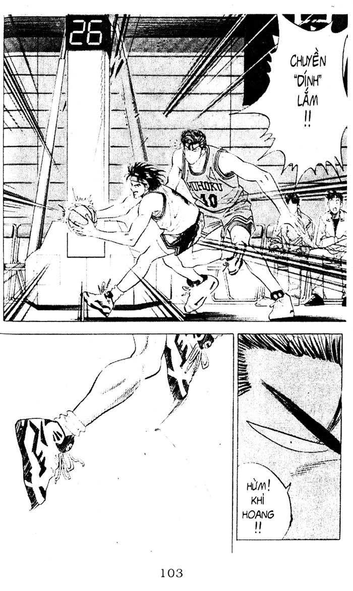 Slam Dunk chap 102 trang 16